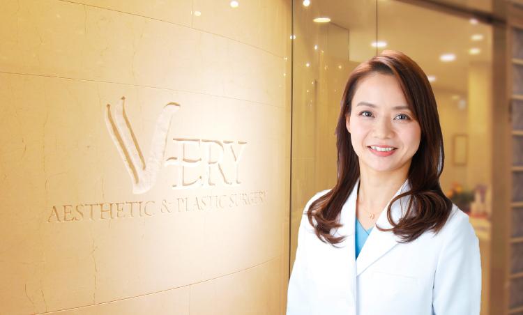 ヴェリィ美容皮膚科クリニック院長小森由美の写真